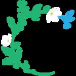Ramita floral PNG