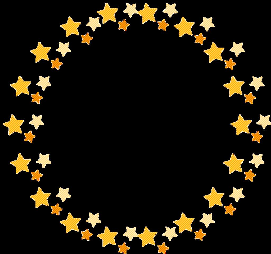 Circulo De Estrellas By Hitose On Deviantart
