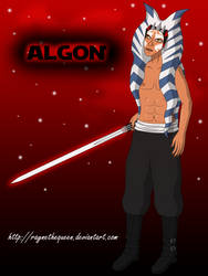64. Algon Tano (OC) by RayneTheQueen