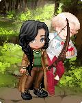 Katniss and her stalker baker boy by momonster