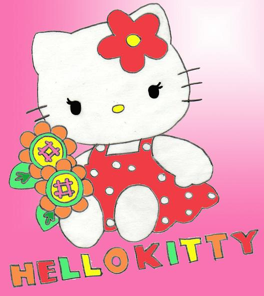 Hello Kitty Summer Pictures