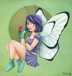 Butterfree Girl