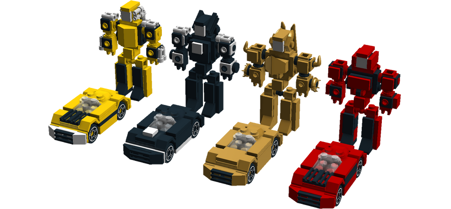 Mini Muscle Car Wreckers By Shpleem On Deviantart
