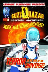 Suzi Quazar Issue 1 cover
