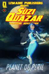 Suzi Quazar: Planet of Peril cover