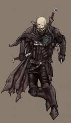 Steampunk Assassin - Aust by Razeil753