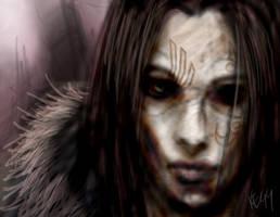 Witch Queen by Razeil753