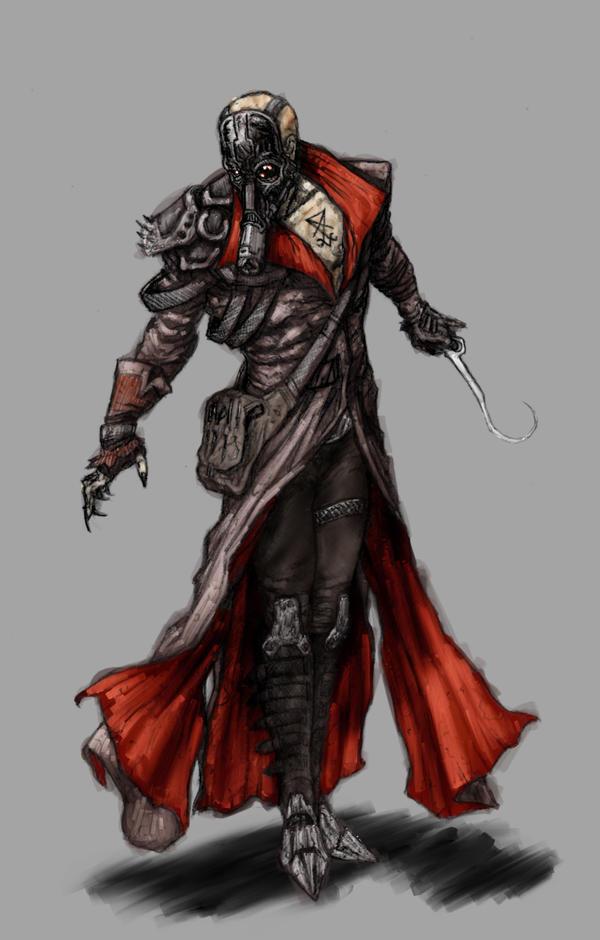 Inquisitor by Razeil753