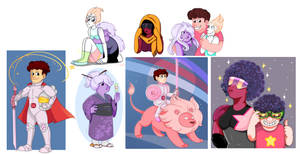 Steven universe things