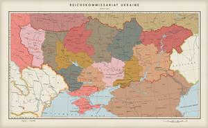 Reichskommissariat Ukraine by 1Blomma