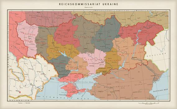 Reichskommissariat Ukraine