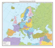 The Interwar period by 1Blomma