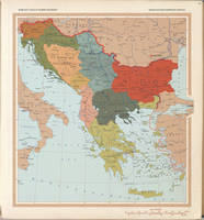 Balkan Socialist Federation, 1964 by 1Blomma