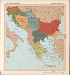 Balkan Socialist Federation, 1964