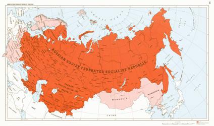 A very large Soviet Union