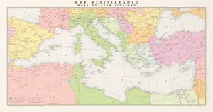 Italian Empire after Axis victory in WW2 - part 2