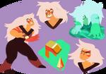 Jasper doodle