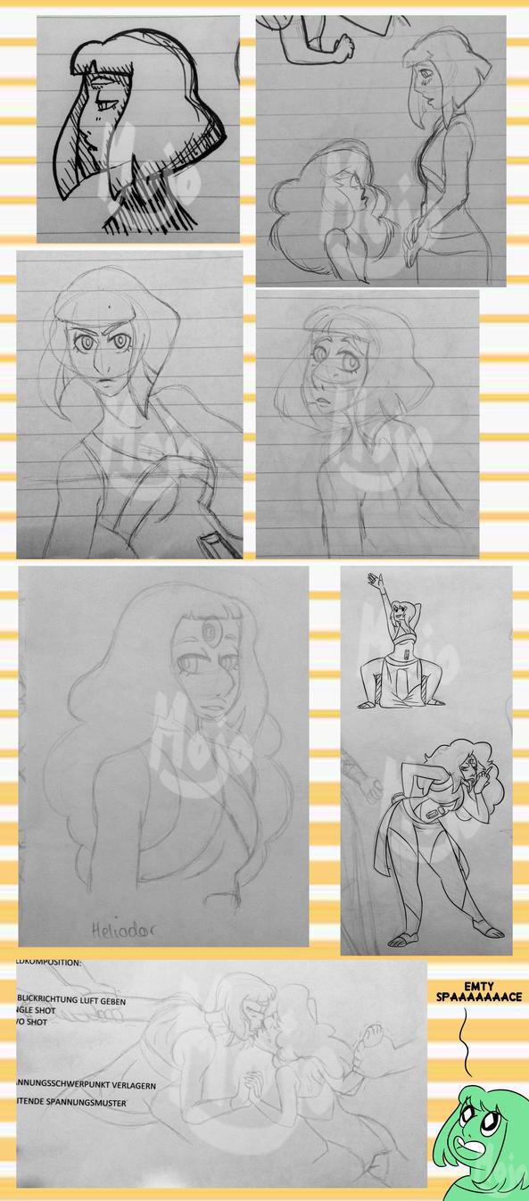 more Spaw doodles by mojoromo on DeviantArt