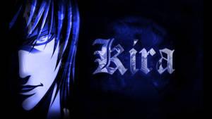 Kira Blue Wallpaper