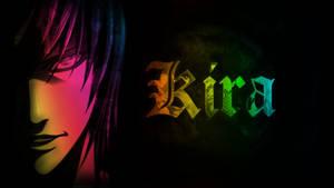 Kira Rainbow Wallpaper