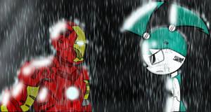 Iron Man VS Jenny