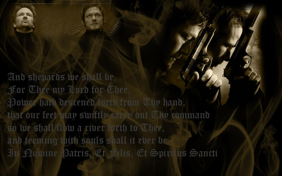 Boondock Saints 2 Wallpaper By Tiffannie