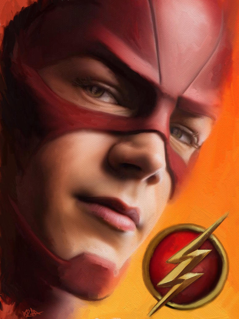 The flash by Boss1688