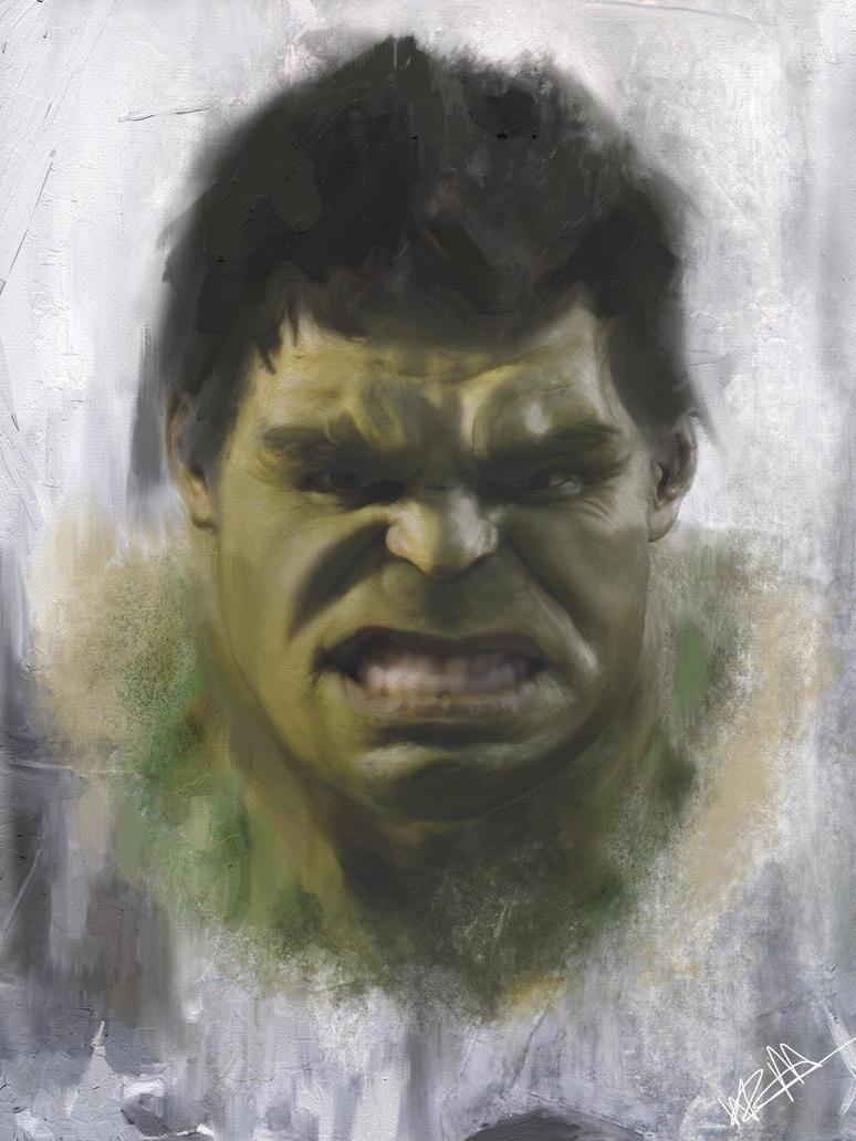 Hulk by Boss1688