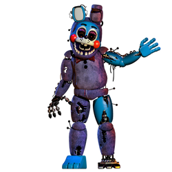 Scrap Withered Bonnie by Tyler-4406