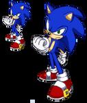 Sonic (Pixel Art)