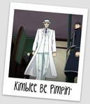Kimblee Be Pimpin'