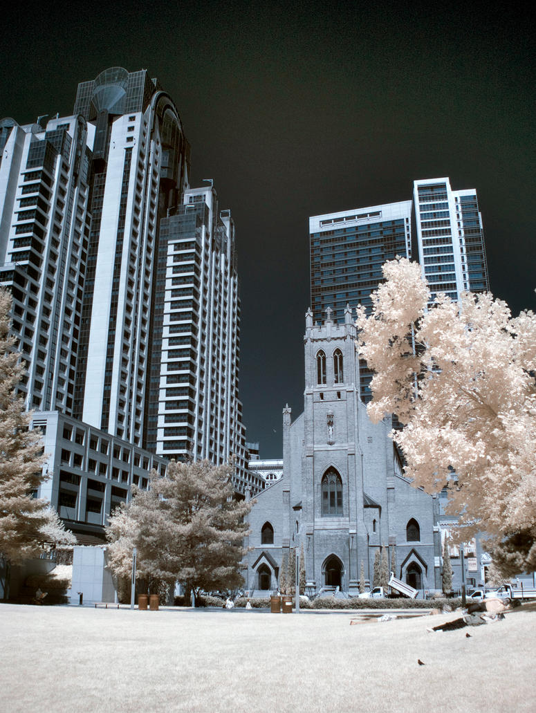 infrared 23 by Weblen