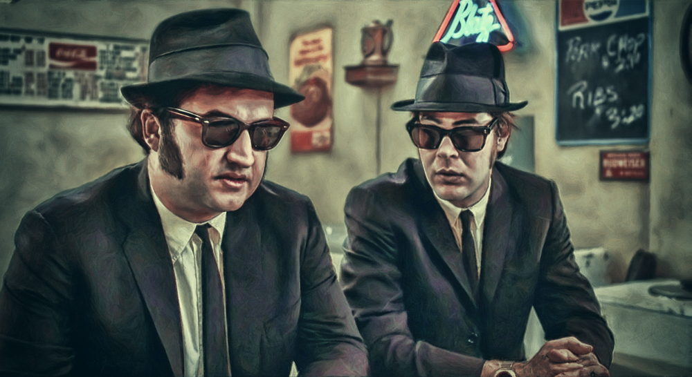 The Blues Brothers By G 10gian82