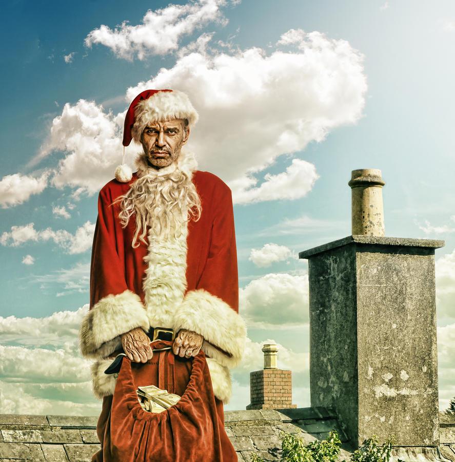 Bad Santa by G-10gian82