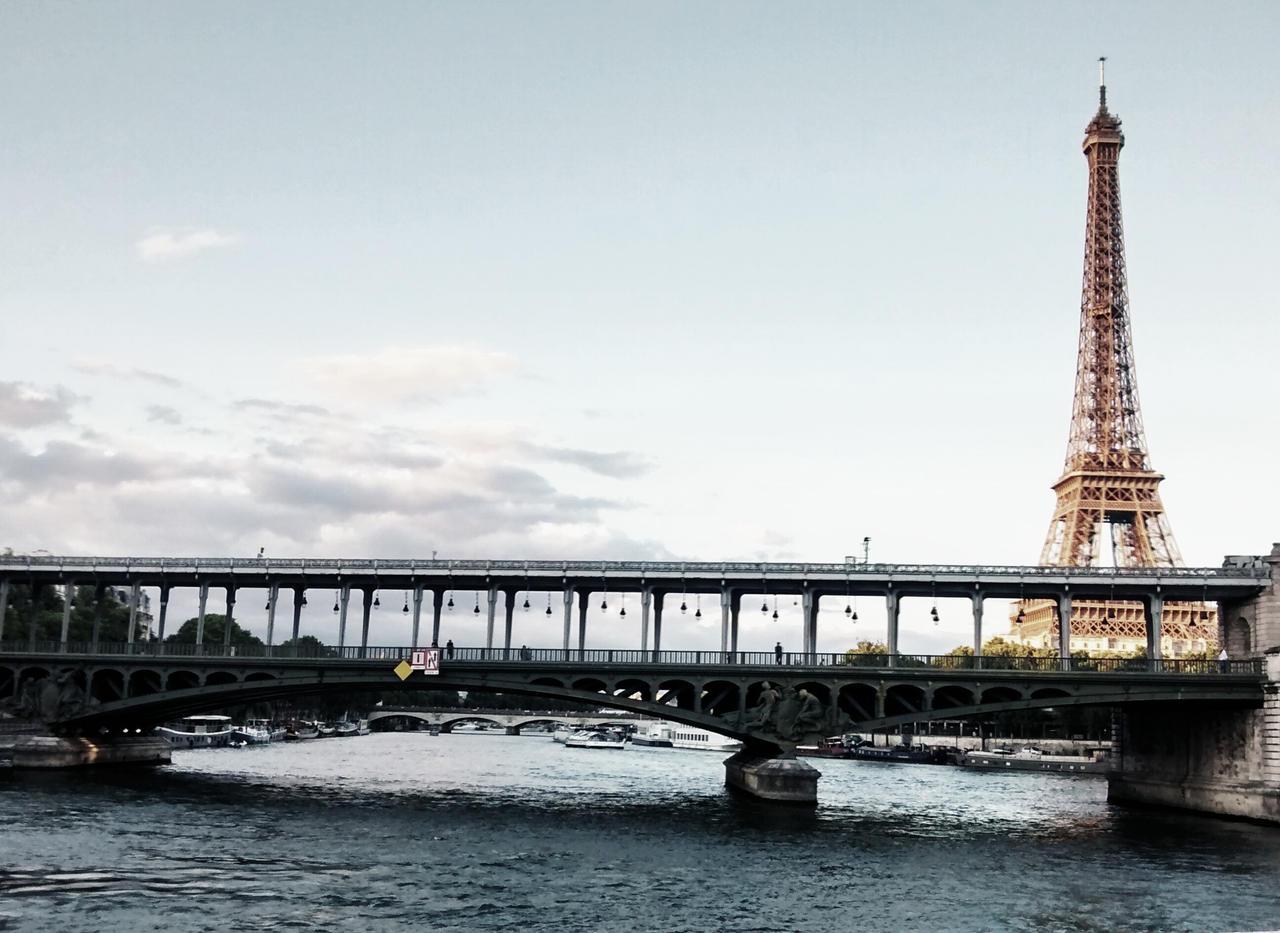 Pont de Bir-Hakeim by ivy6323