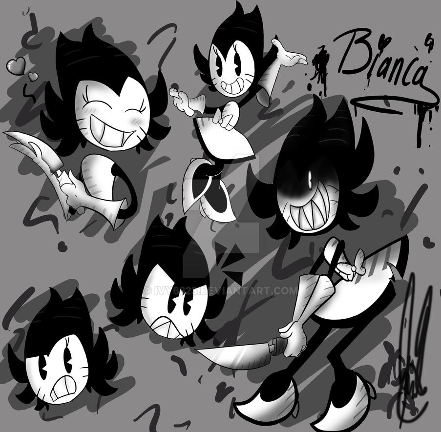 Bianca- new character design by ivy6323
