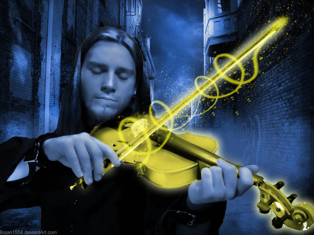 Music Is My Galaxy by Bojan1558