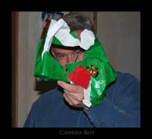 Camera Shy by wickeddisease