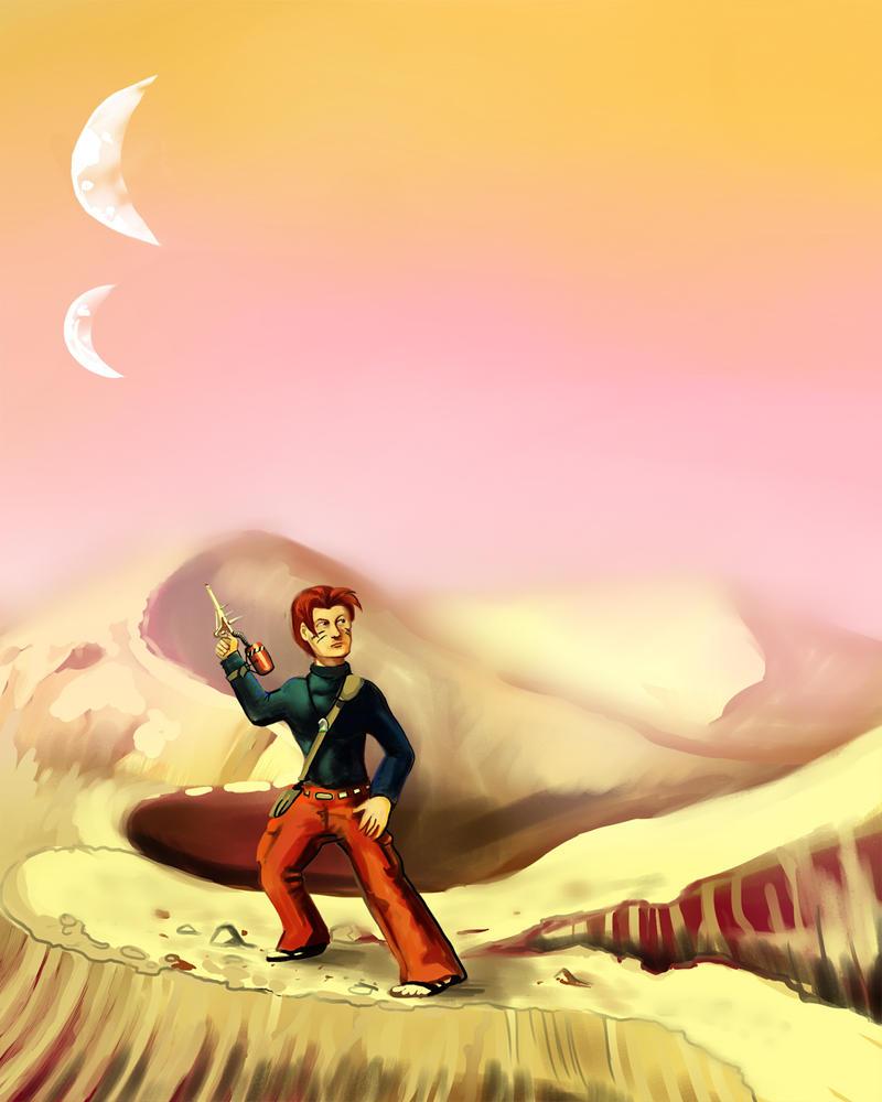 Jim for ScottaHemi by Ikny