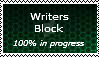 Writers block by Ashuriproductions