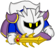 Meta knight for myRpgFlashGame by Rhay-Robotnik