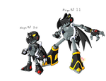 Nega Bot 1.1 and 2.0 by Rhaytronik
