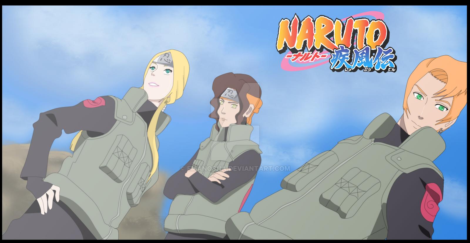 Ninja War by Wing-Saber on DeviantArt