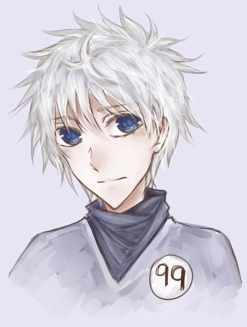 HxH:: Killua :: by PrinceDiem