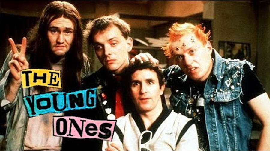 The Young Ones by JeffreyKitsch