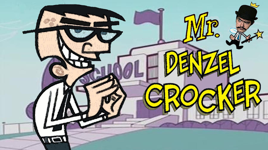 Mr. Denzel Crocker by JeffreyKitsch