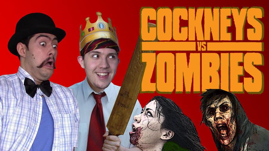 Cockneys vs Zombies by JeffreyKitsch