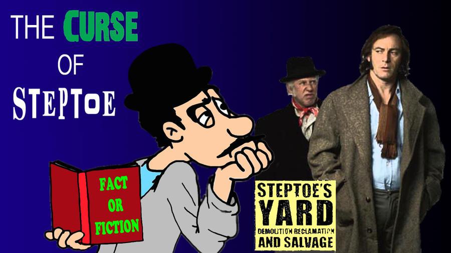 The Curse of Steptoe by JeffreyKitsch