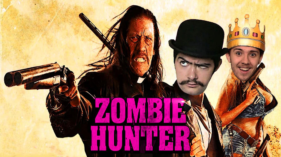 Zombie Hunter by JeffreyKitsch