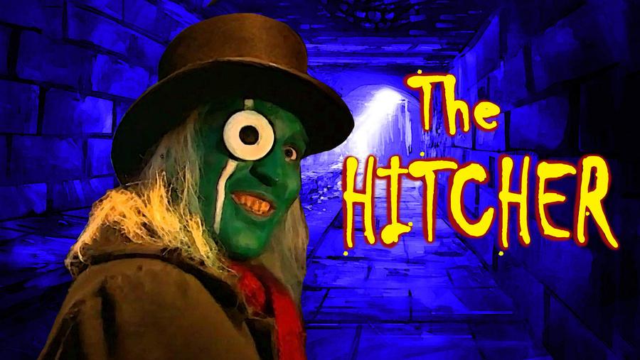 The Hitcher by JeffreyKitsch